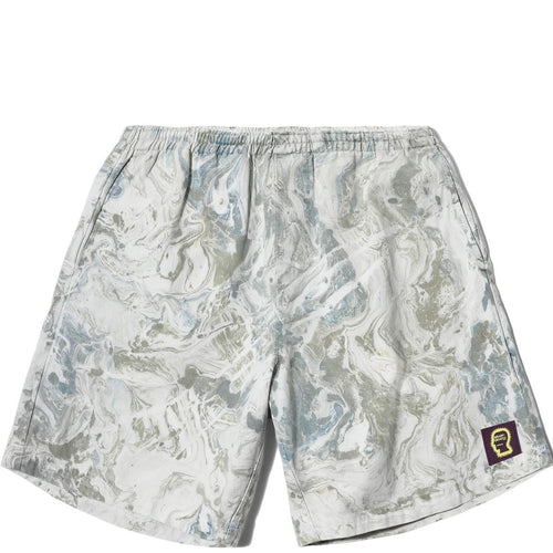 Brain Dead BEACH SHORTS Marble Dye