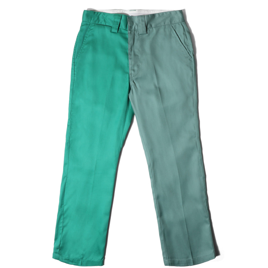 Stussy WOMEN'S LOUISE TWO TONE PANT Green