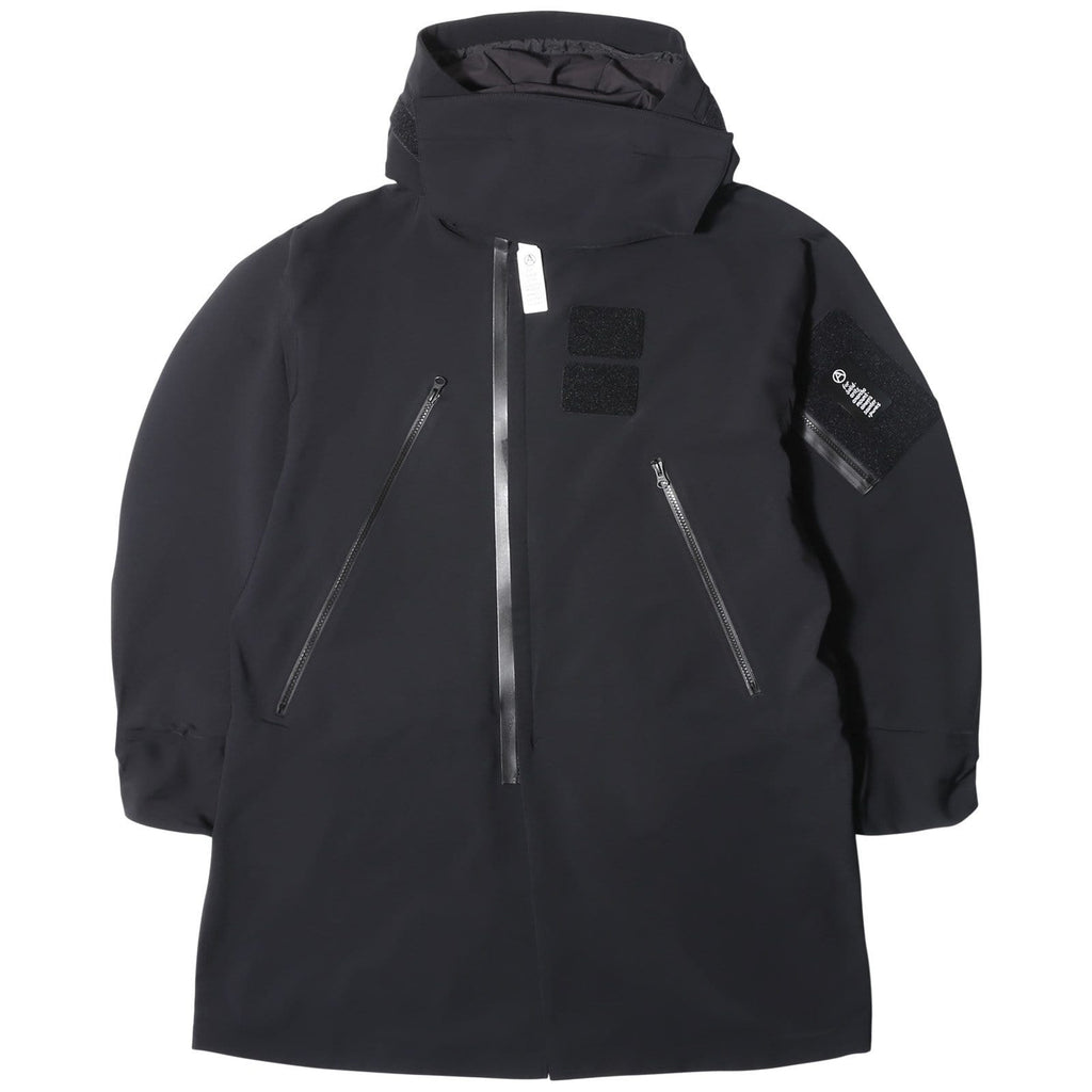 Mountain Research PROTESTER PARKA Black