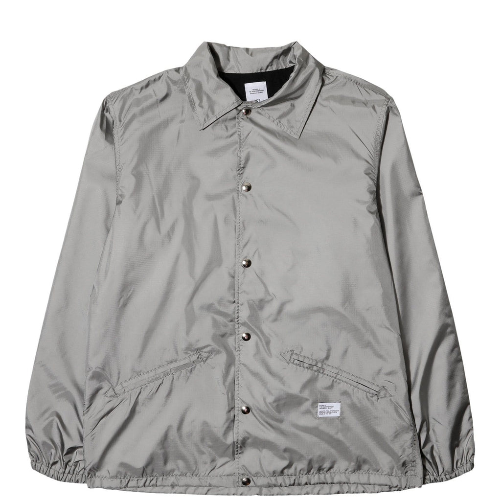 "Bedwin & the Heartbreakers COACHES JACKET ""JILL"" Silver"