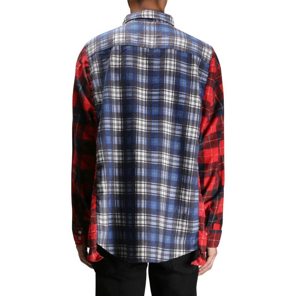 Needles WIDE RIBBON FLANNEL SHIRT 6 Assorted Colors