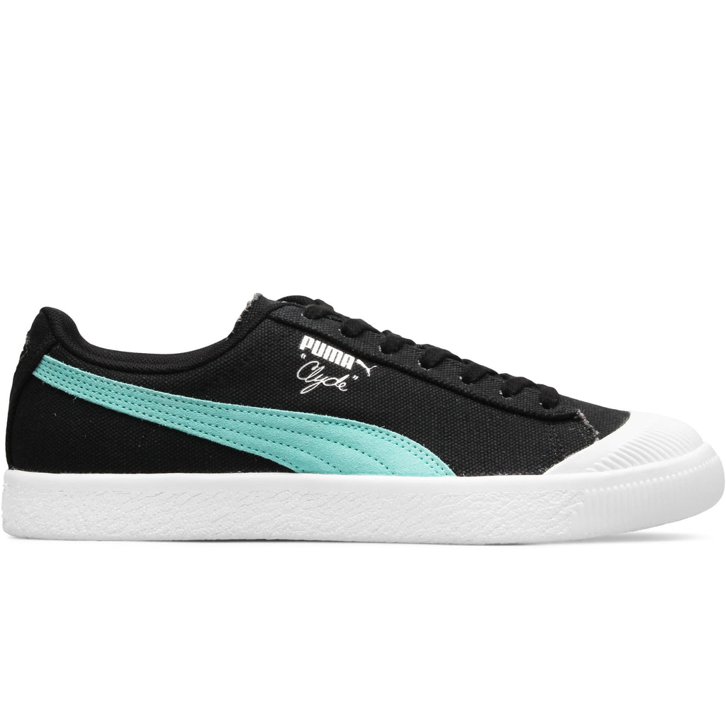 Puma x Diamond Supply CLYDE Puma Black/Diamond Blue