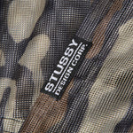 Load image into Gallery viewer, Stussy Outerwear WOMEN'S TREE BARK CAMO MESH PULLOVER