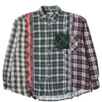 Load image into Gallery viewer, Needles Shirts ASSORTED / O/S FLANNEL SHIRT - WIDE 7 CUTS SHIRT 4