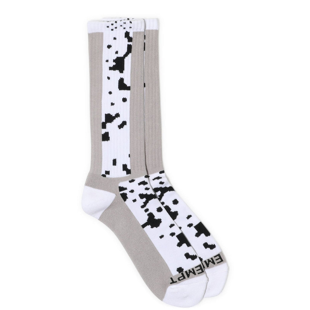 Cav Empt NOISE SOCKS Grey