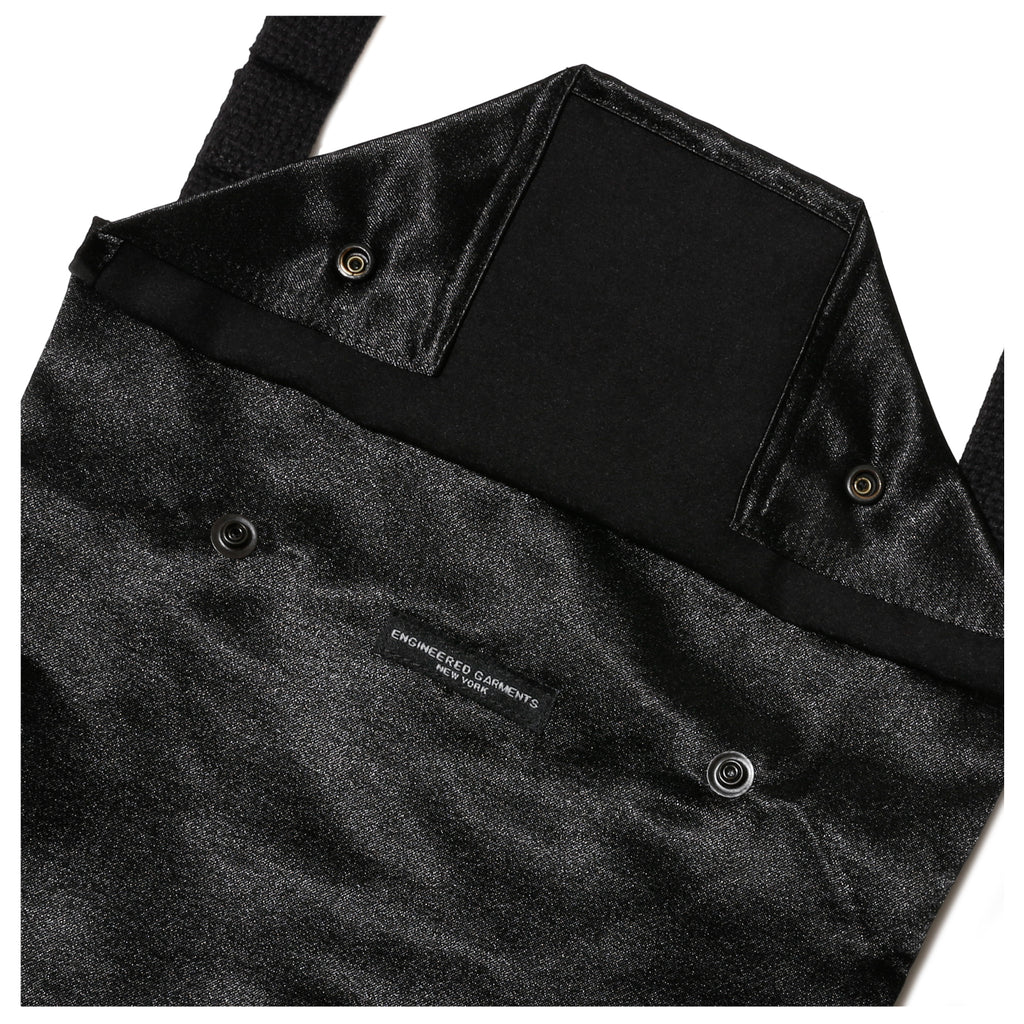 Engineered Garments SHOULDER POUCH Black