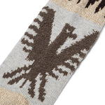 Load image into Gallery viewer, Kapital Bags & Accessories BEIGE / O/S 96 YARNS COWICHAN SOCKS