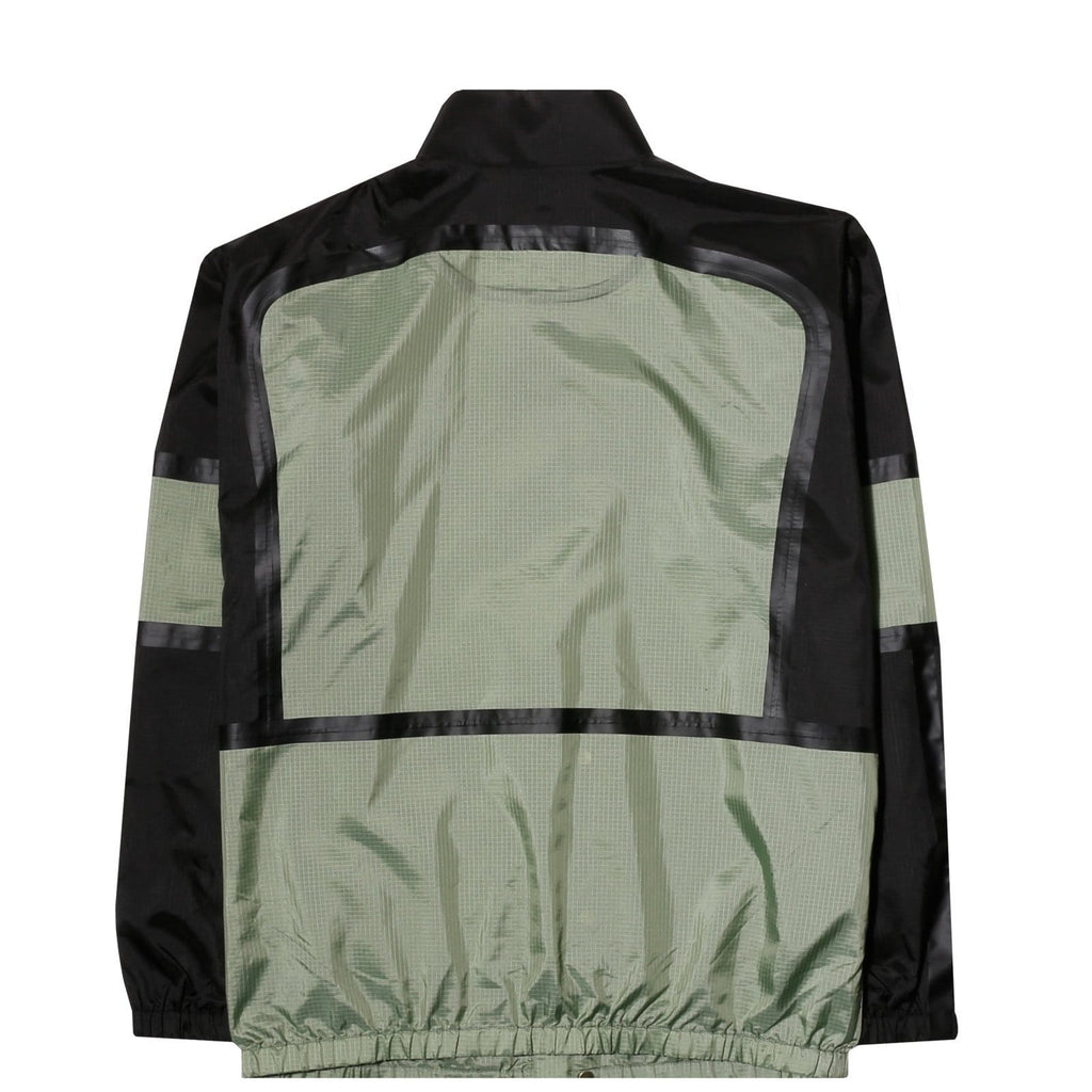 Astrid Andersen TRACK JACKET Green/Black