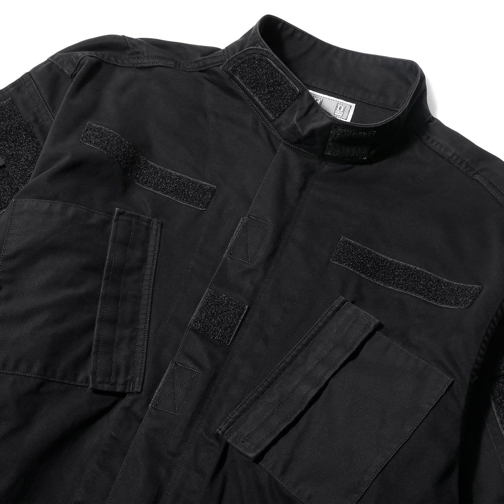 Cav Empt COTTON ZIP BDU #2 Black