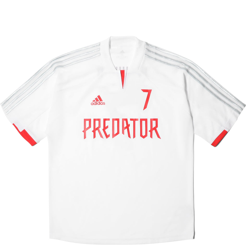 Adidas PREDATOR JERSEY DB White/Clear Grey
