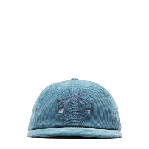 Cav Empt 0305 CORD LOW CAP BLUE