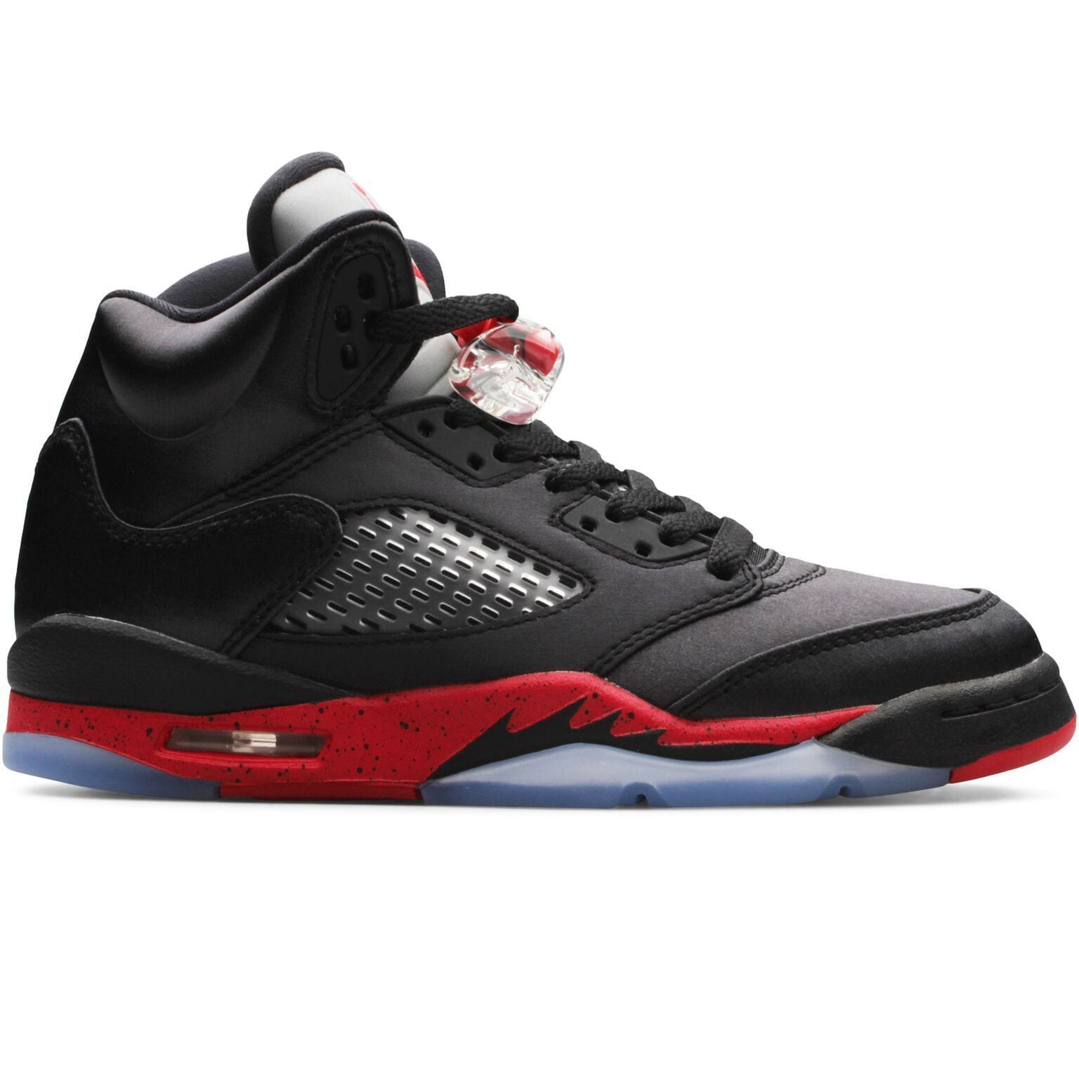 the latest 88835 0f34d Jordan Brand AIR JORDAN 5 RETRO (GS) (Black University Red)