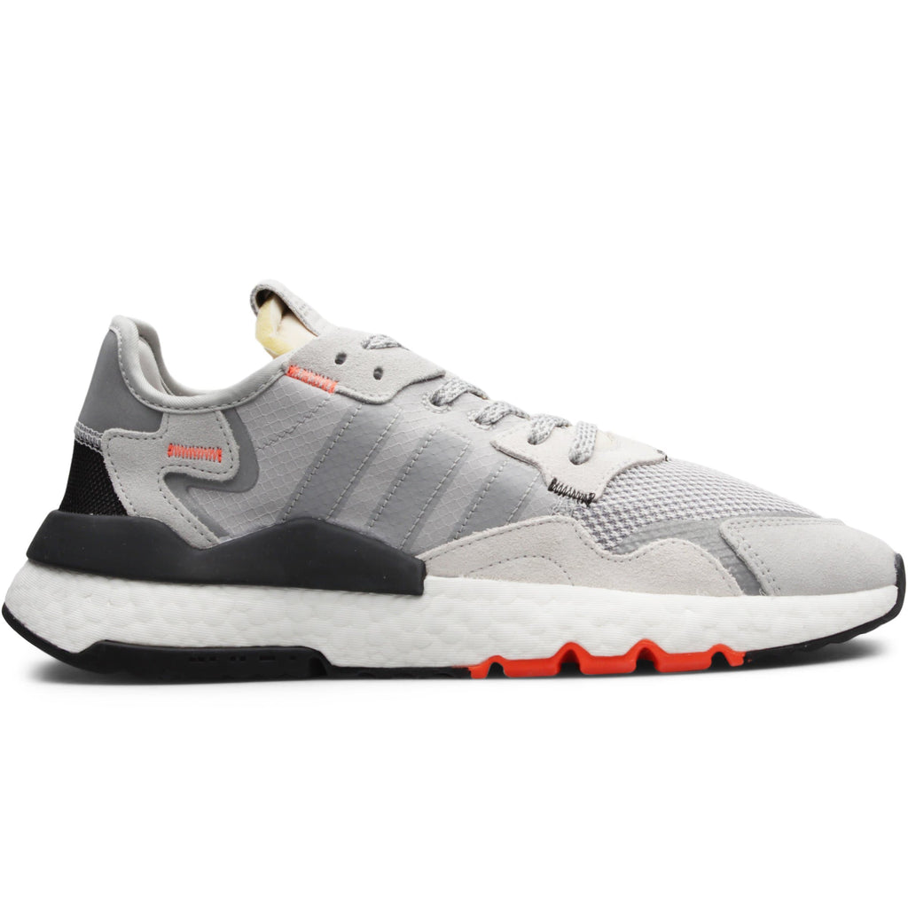 Adidas NITE JOGGER Grey Two/Multi Solid Grey/Solar Orange