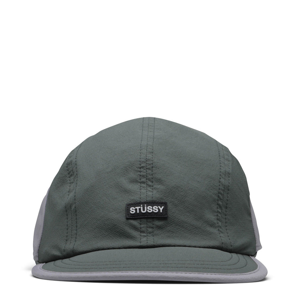 ee76f2446b5 Stussy TWO TONE BUNGEE CAMP CAP Green