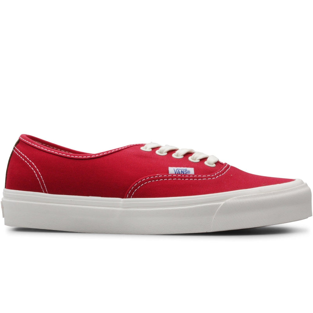 Vault by Vans OG AUTHENTIC LX Chili Pepper/Teak