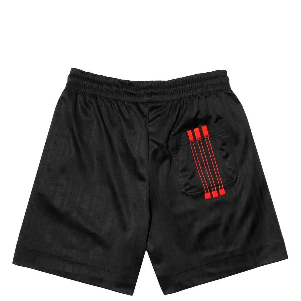 Adidas AW SOCCER SHORT Black/Core Red