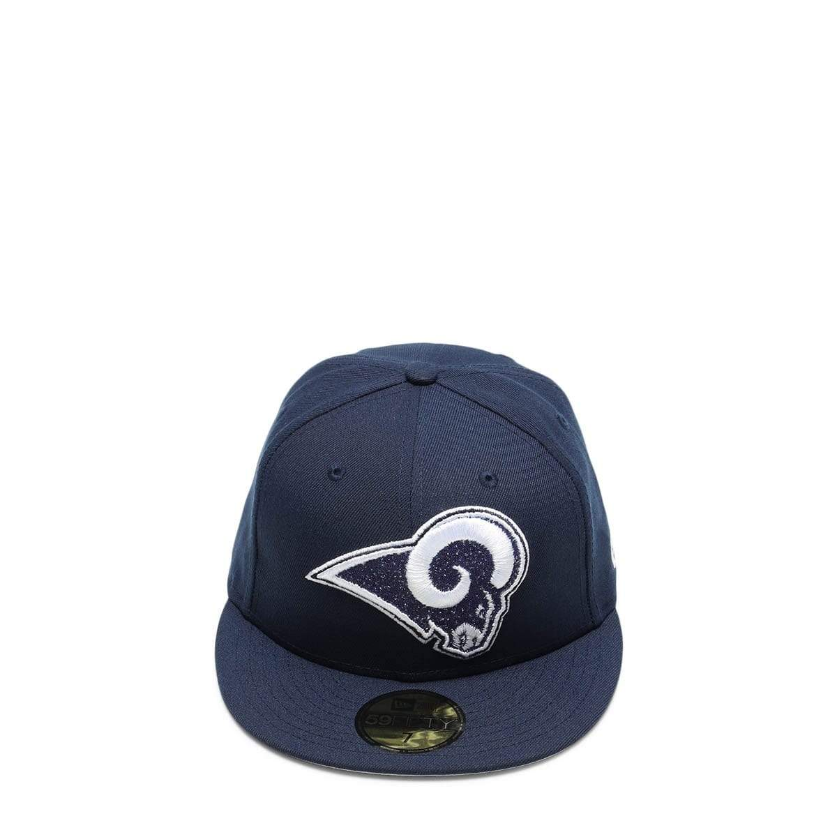 New Era Headwear RAMS SWAROVSKI 59FIFTY