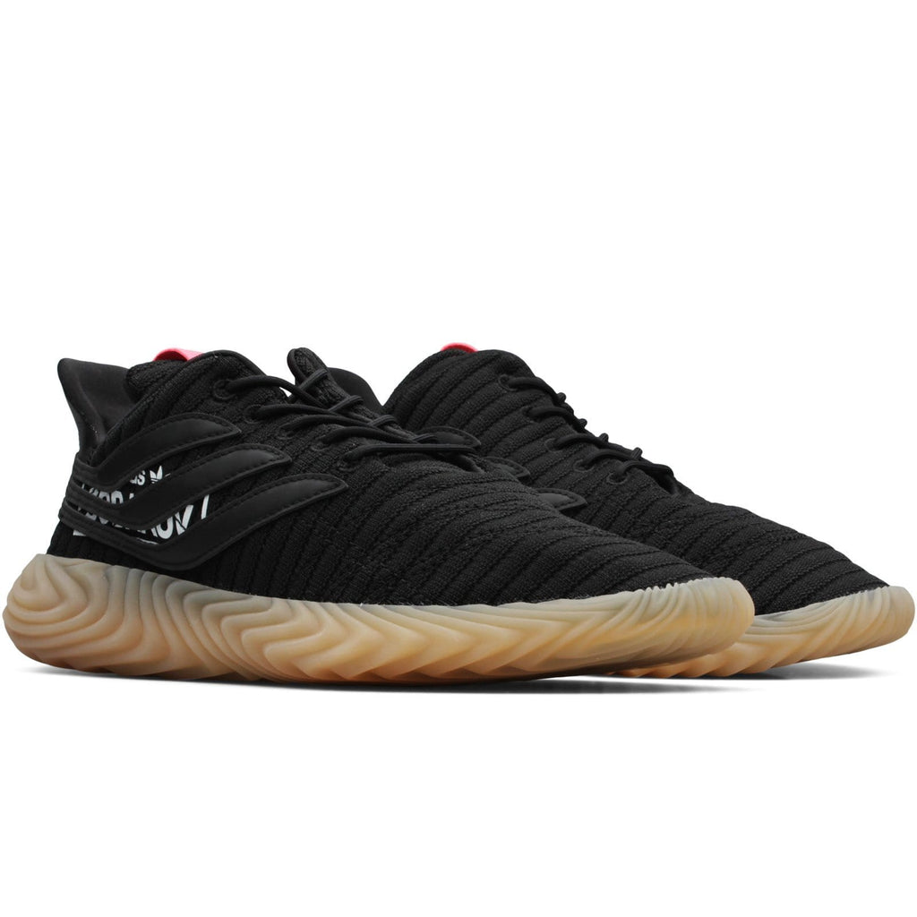 Adidas SOBAKOV Core Black/Core Black/Flash Red