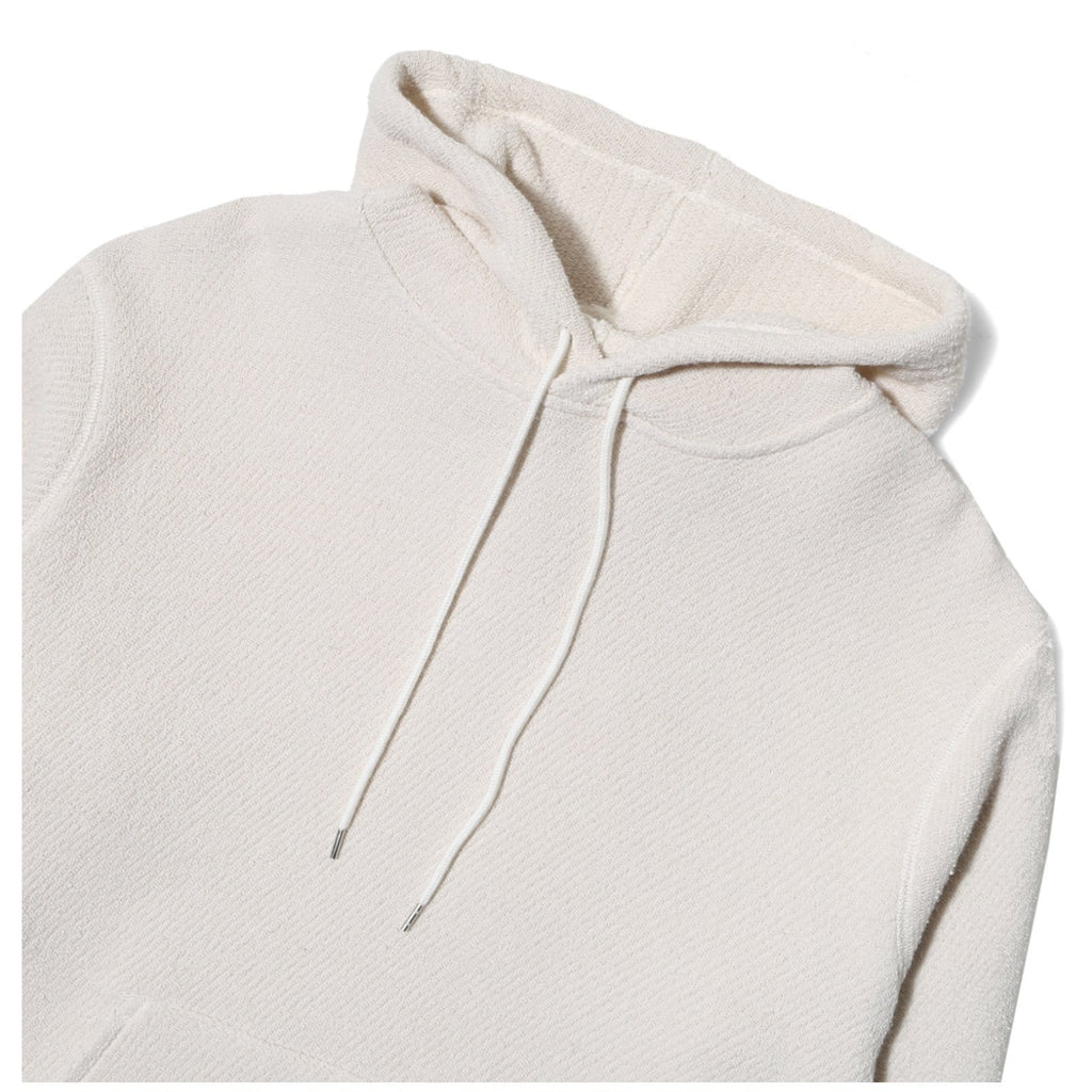 Our Legacy FLAT HOODIE White