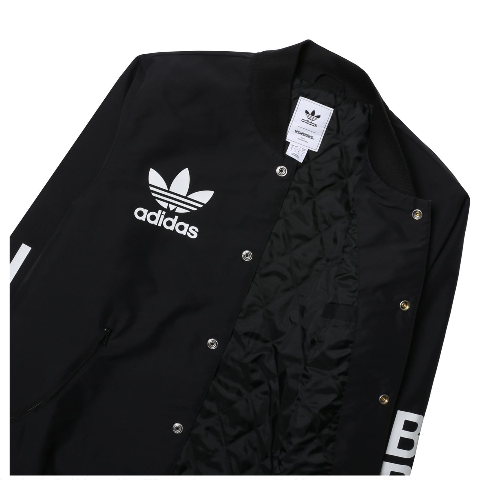 Adidas Outerwear x Neighborhood Stadium Jacket