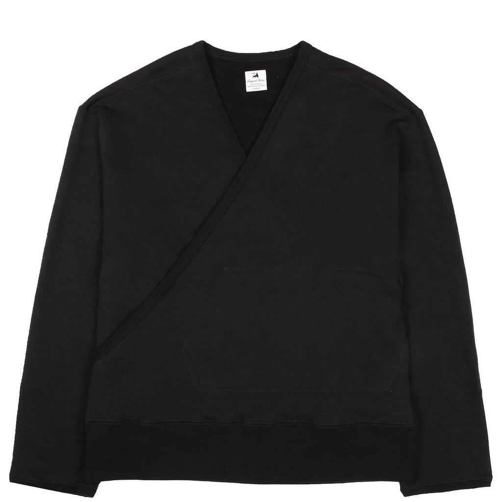 Sasquatch Fabrix ORIENTAL NECK SWEAT Black