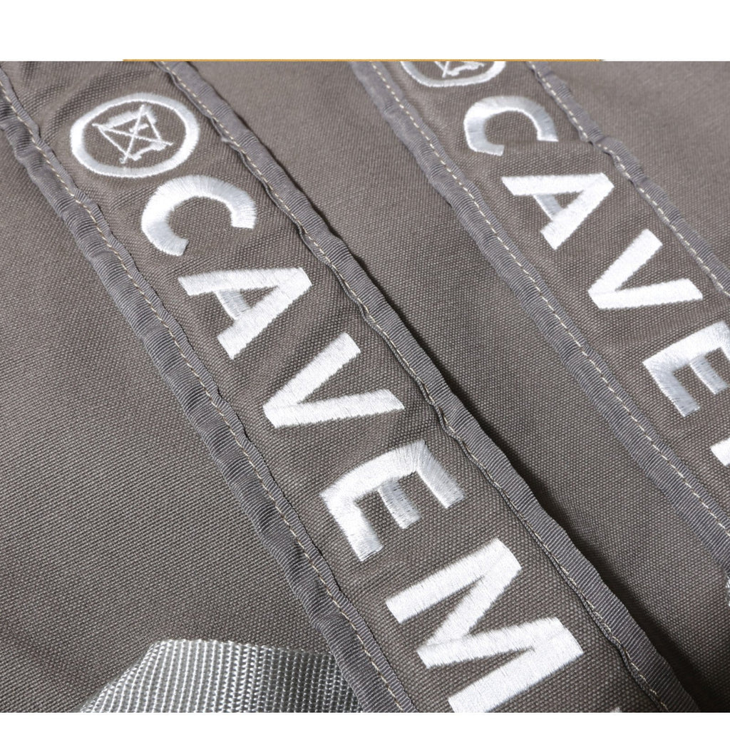 Cav Empt CANVAS PACK GREY