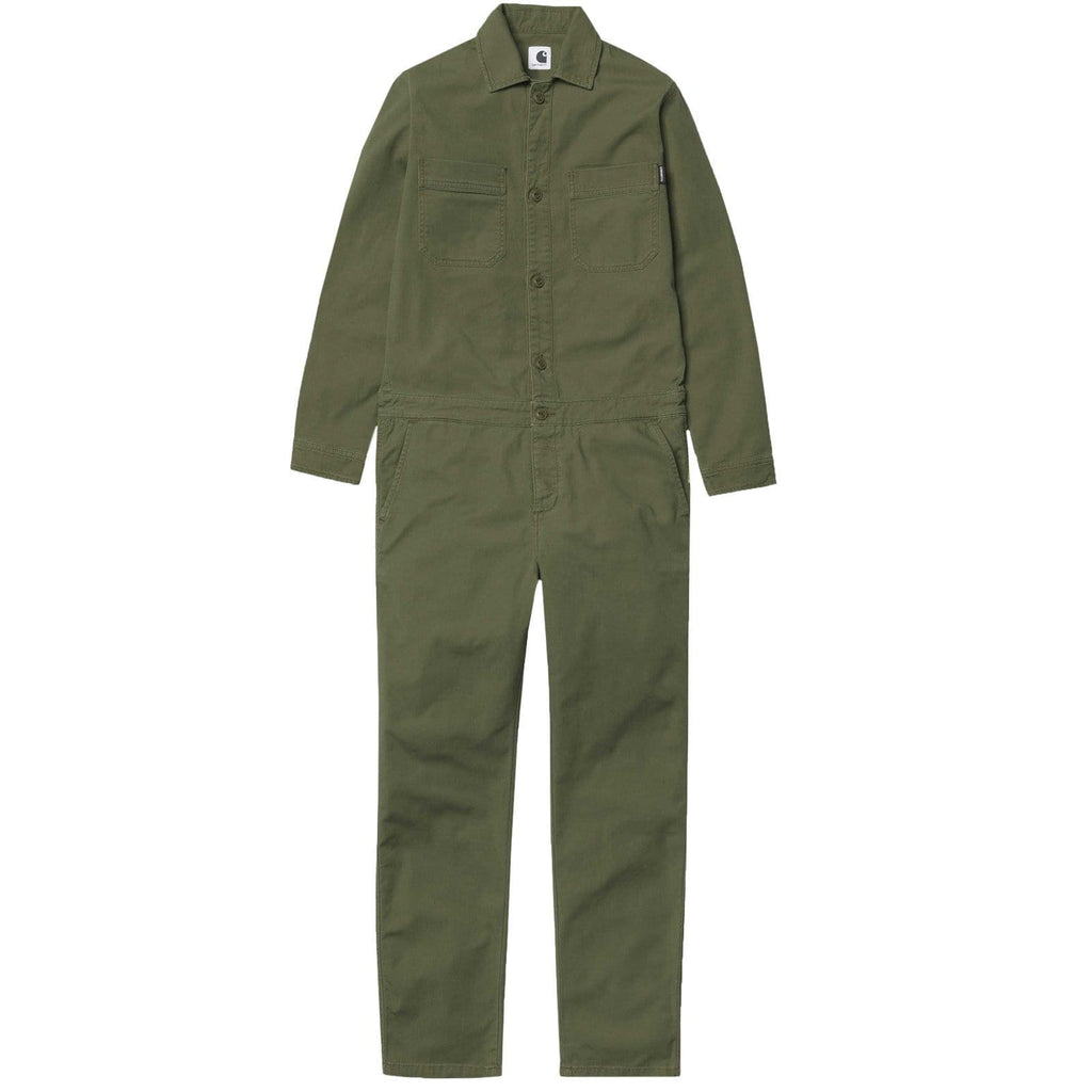 Carhartt W.I.P. W' CAMDEN COVERALL Rover Green