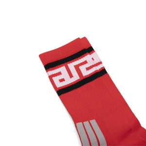 Aries Bags & Accessories RED / M-L MEANDROS SOCKS