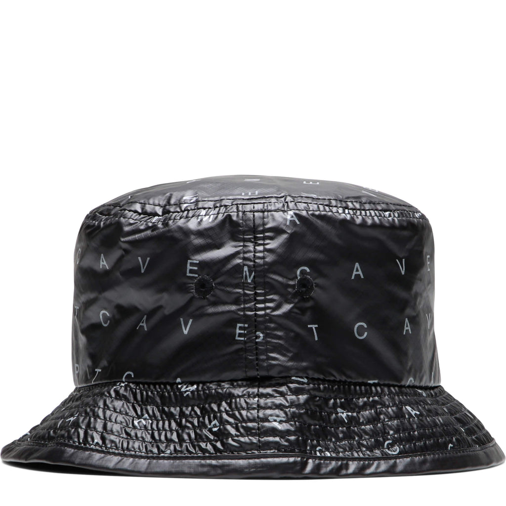 Cav Empt ARRAY BUCKET HAT Black b981475bd67