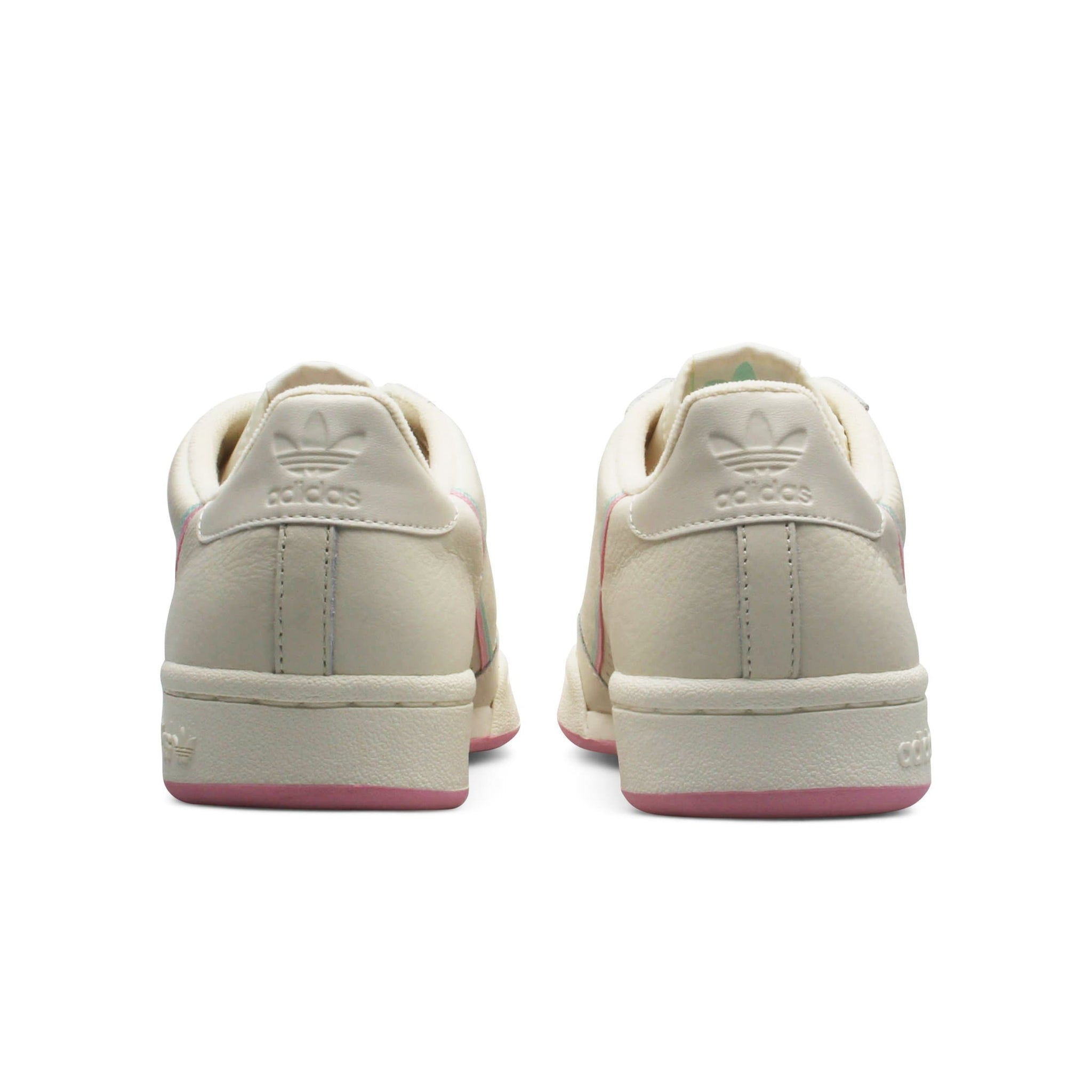 online store b1262 394d2 Adidas CONTINENTAL 80 Off White True Pink Clear Mint