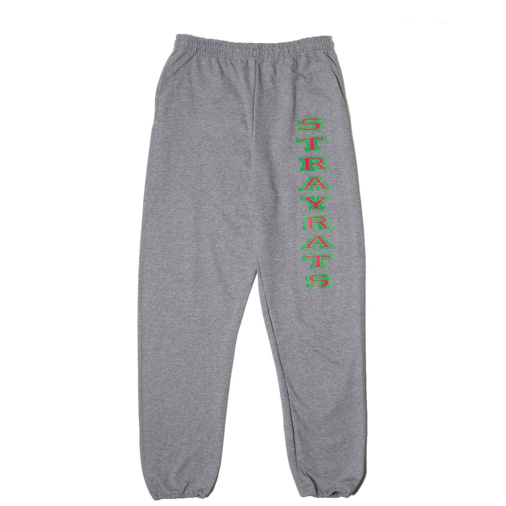 Stray Rats COLLEGE SWEATPANT Grey