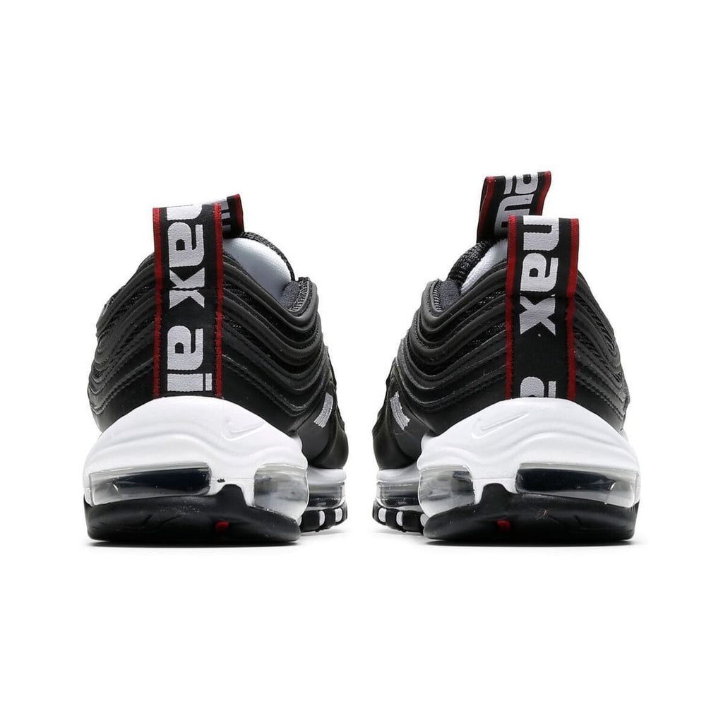 AIR MAX 97 PREMIUM (Black/White-Varsity Red)[312834-008]