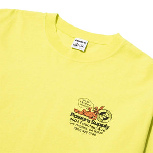 POWERS T-Shirts POWERS SHOP LS TEE
