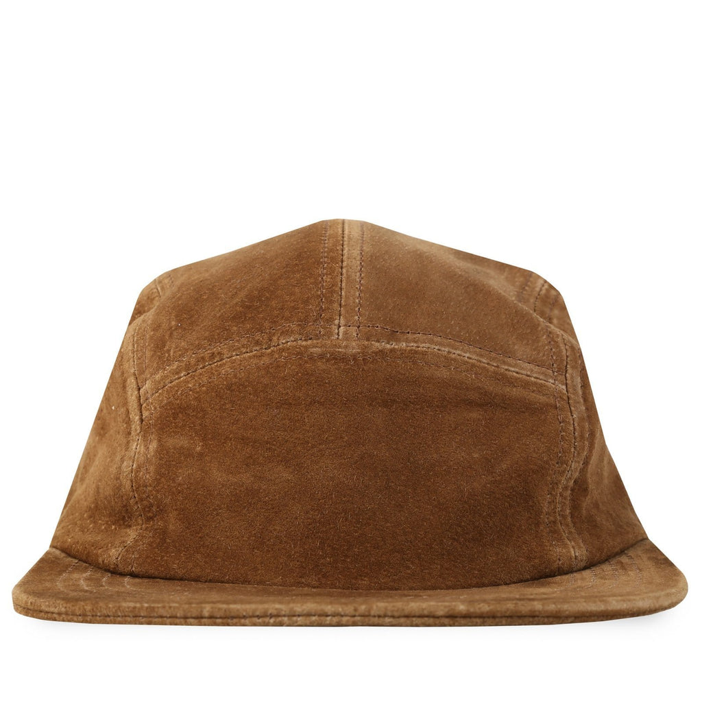 Hender Scheme WATER PROOF PIG JET CAP Khaki Brown