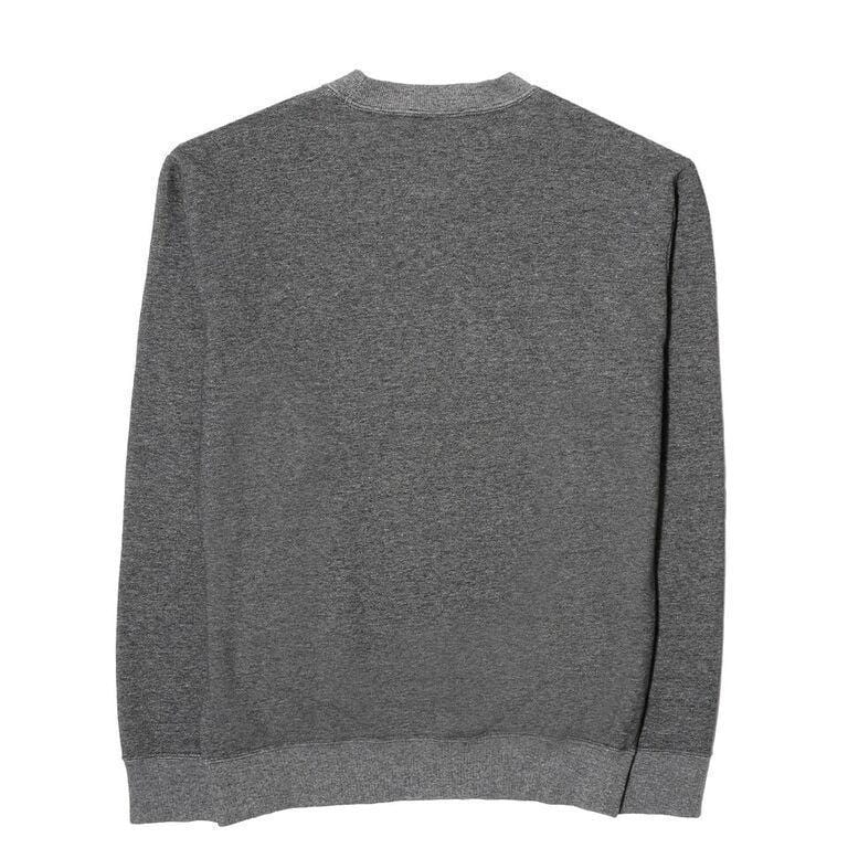 Maison Kitsuné LOOP POCKET SWEAT-SHIRT Grey Melange