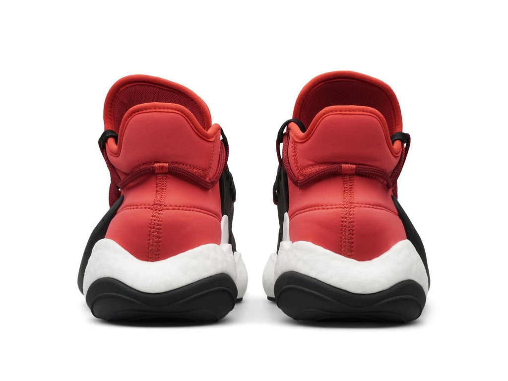 Adidas Y-3 BYW BBALL Core Black/Lush Red/Core White