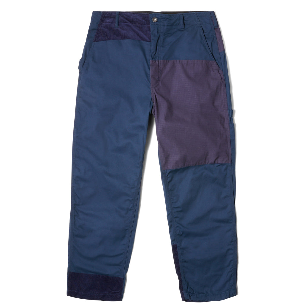Engineered Garments PAINTER PANT Navy 6.5oz flat twill