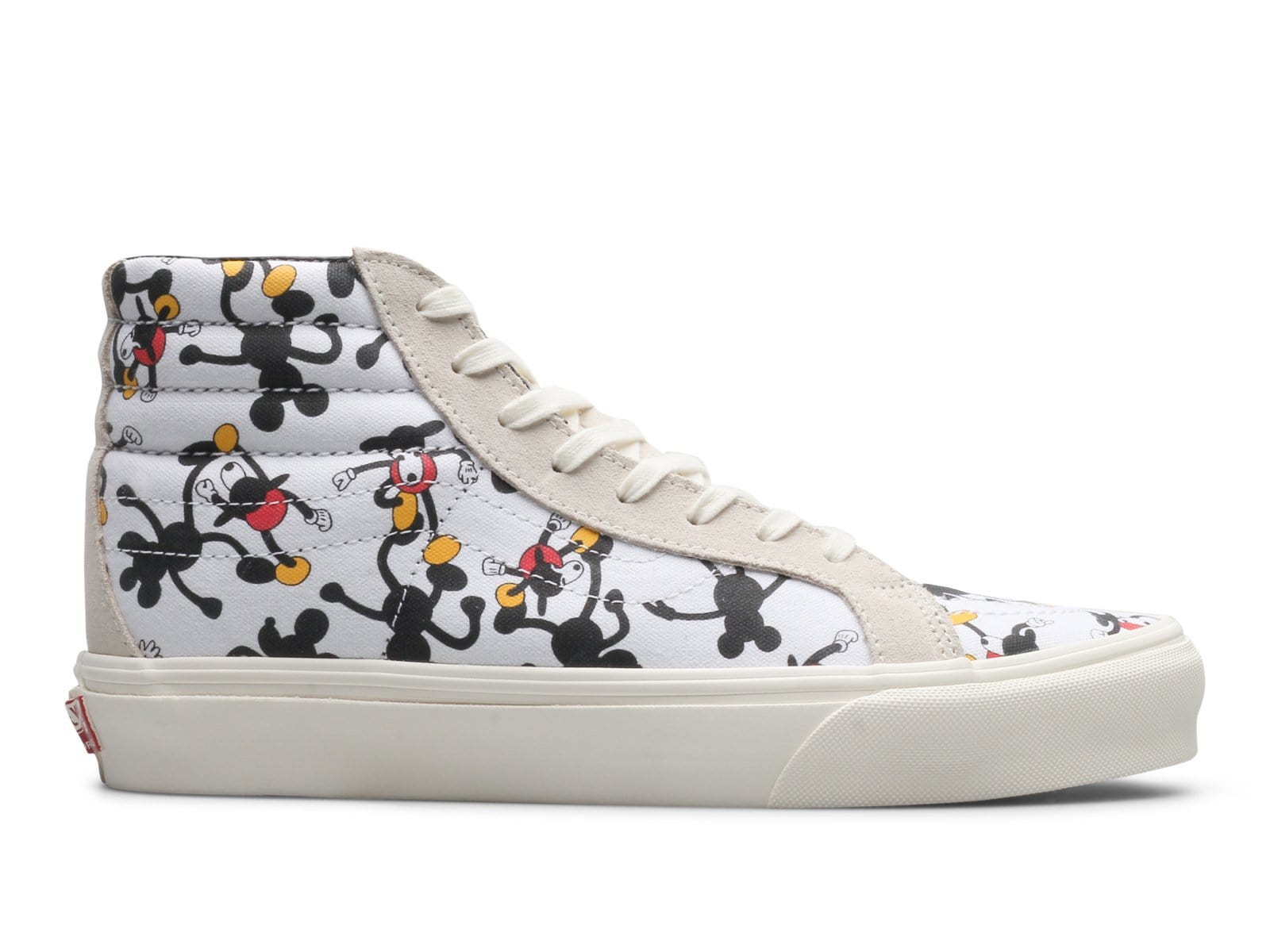 0d90450d710642 Vault by Vans Mickey Mouse 90th OG SK8-HI LX Geoff McFetridge