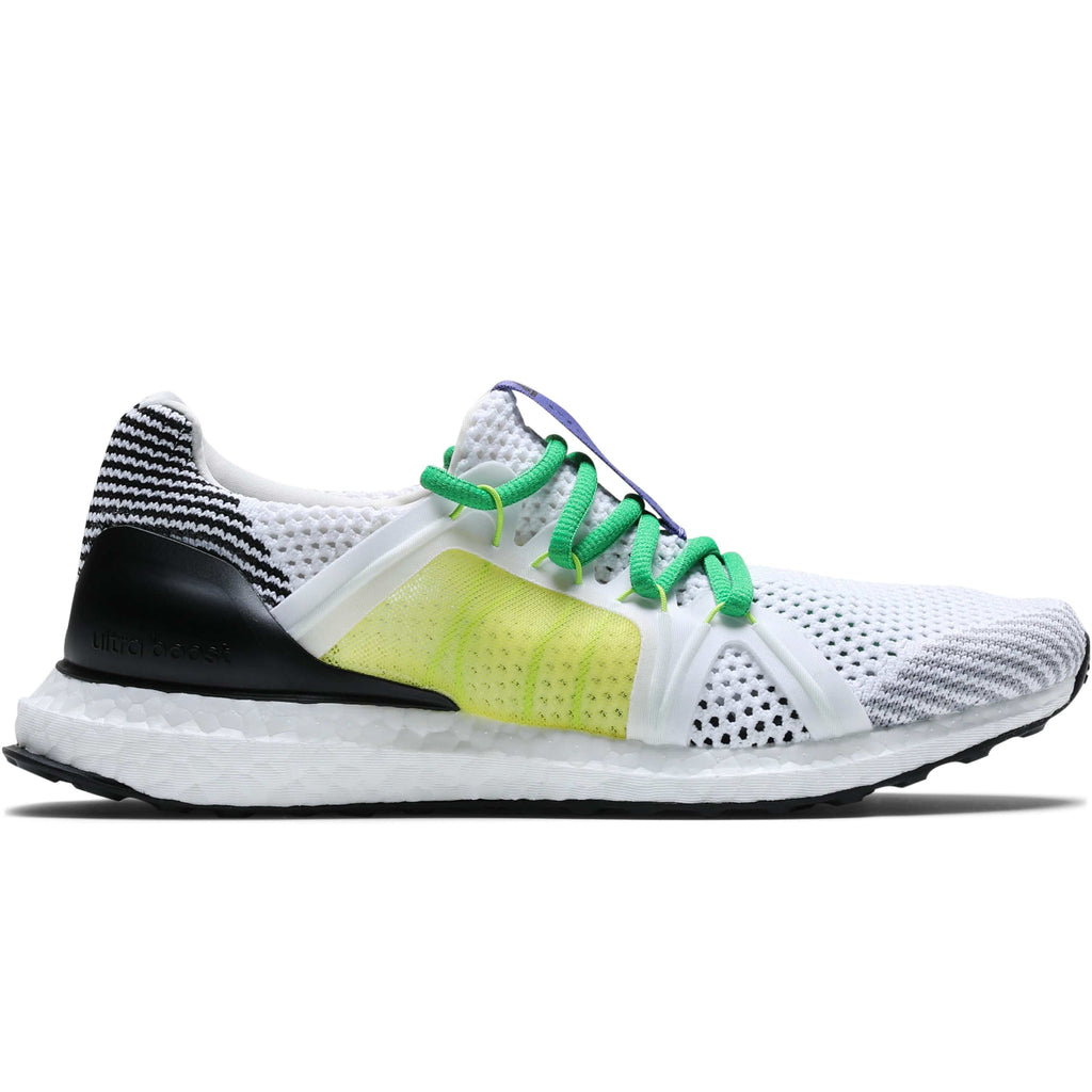 x Stella McCartney WOMEN'S ULTRABOOST Cloud White/Black White/Fresh Lemon