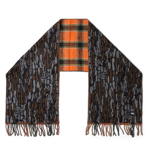 Stussy Bags & Accessories BROWN / O/S TREE BARK SCARF