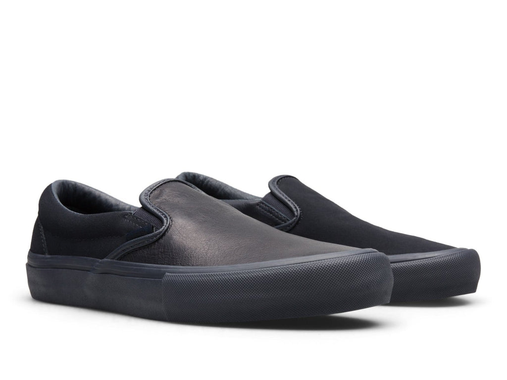 Vault by Vans x Engineered Garments Classic Slip On LX Navy