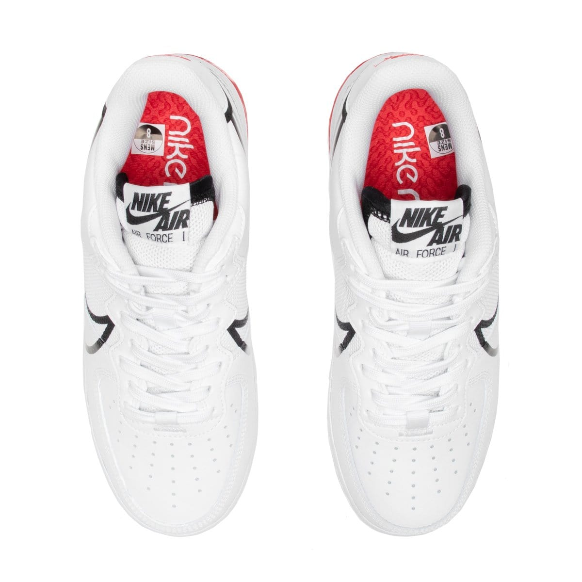 air force 1 donna react