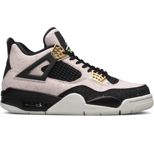 Jordan Brand WOMEN'S AIR JORDAN 4 RETRO (SILT RED/BLACK-PHANTOM-VOLT) [AQ9129-601]