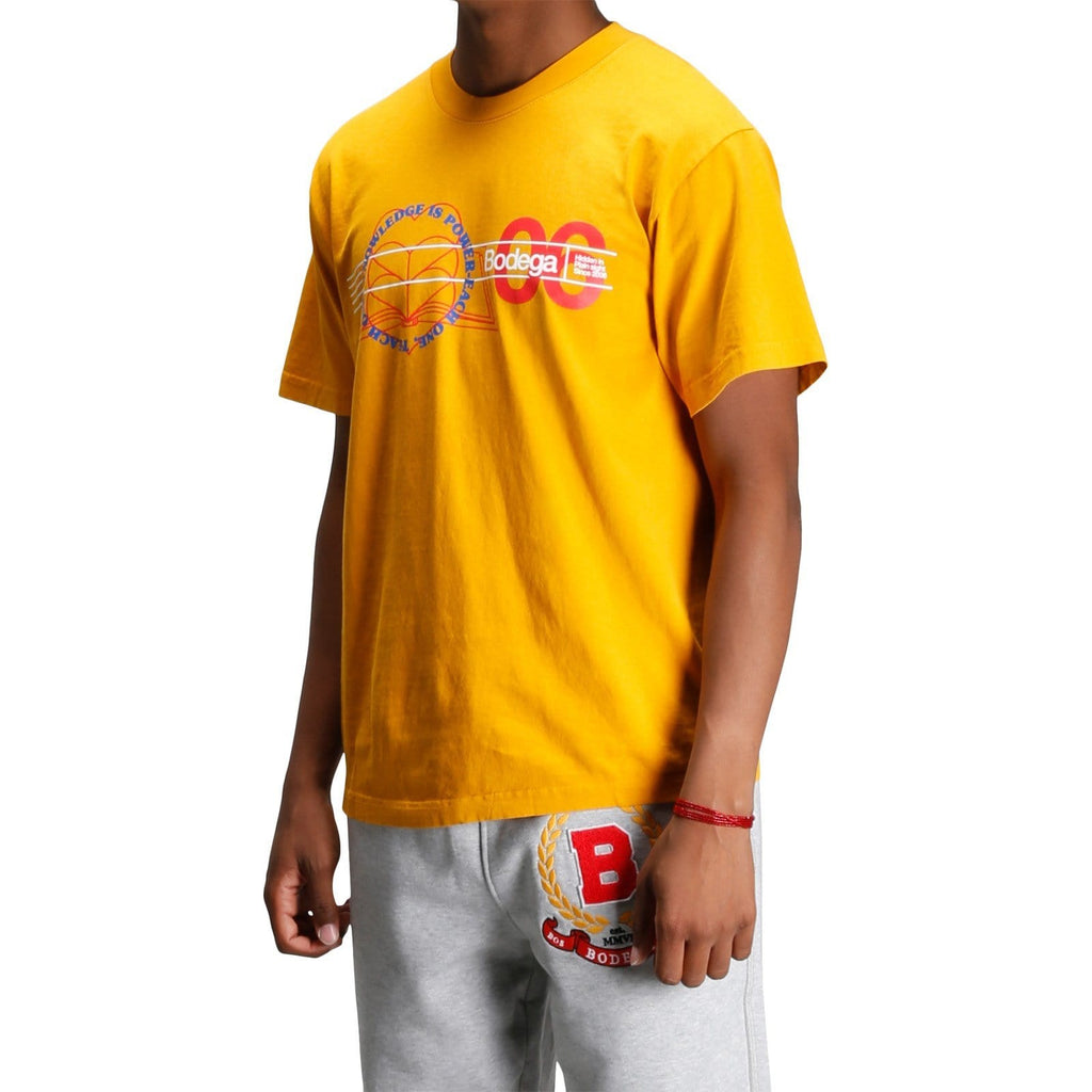 Bodega POWER TEE Gold