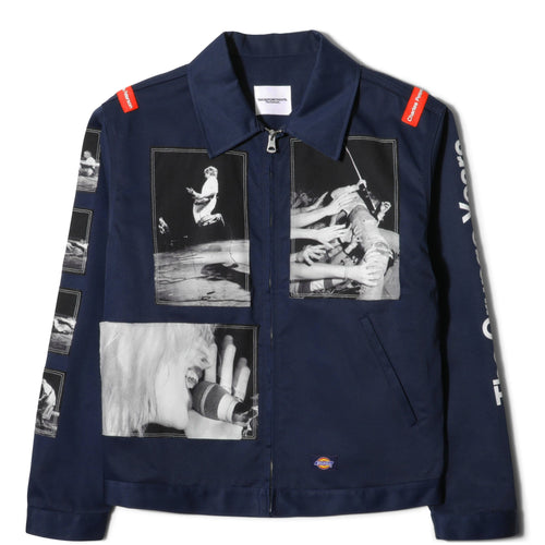 TAKAHIROMIYASHITA The Soloist WORK JACKET Navy