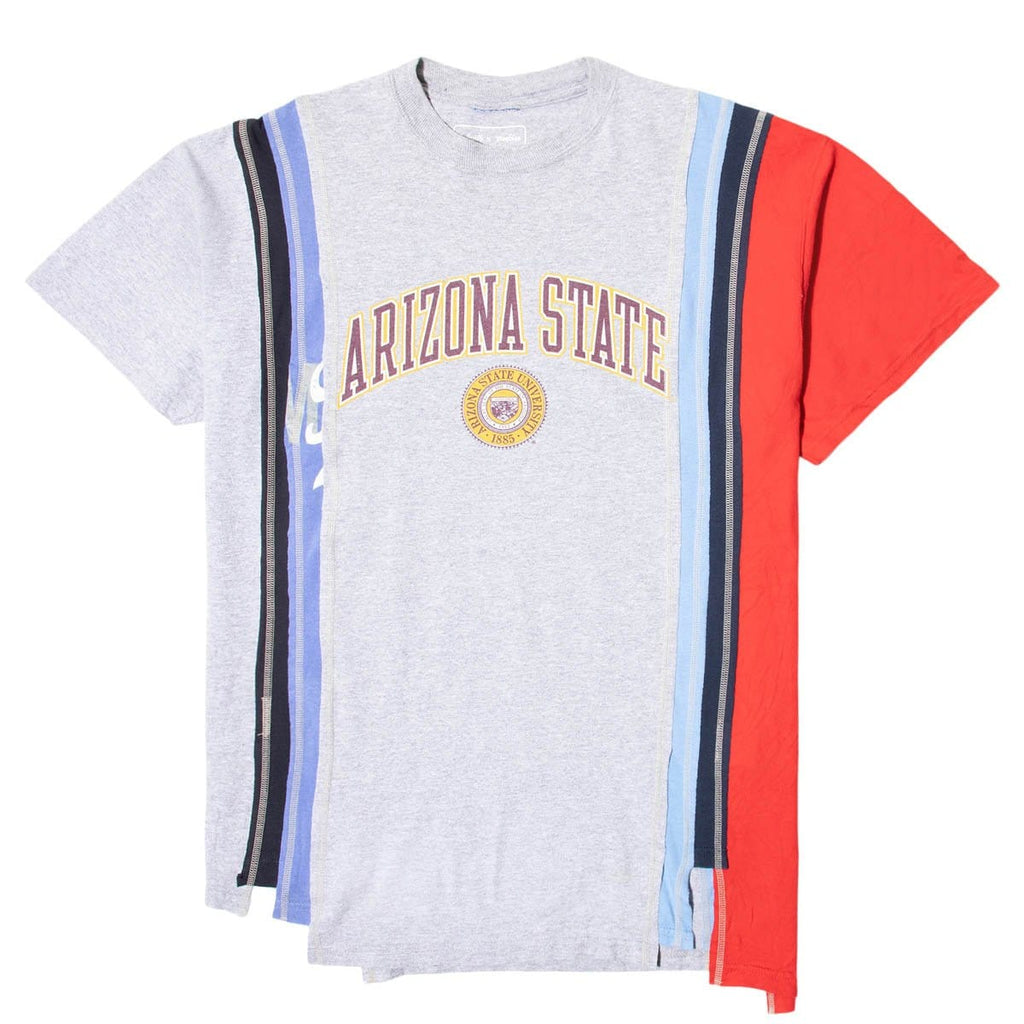 Needles T-Shirts ASSORTED / XL / IN254 7 CUTS SS TEE COLLEGE SS21 96