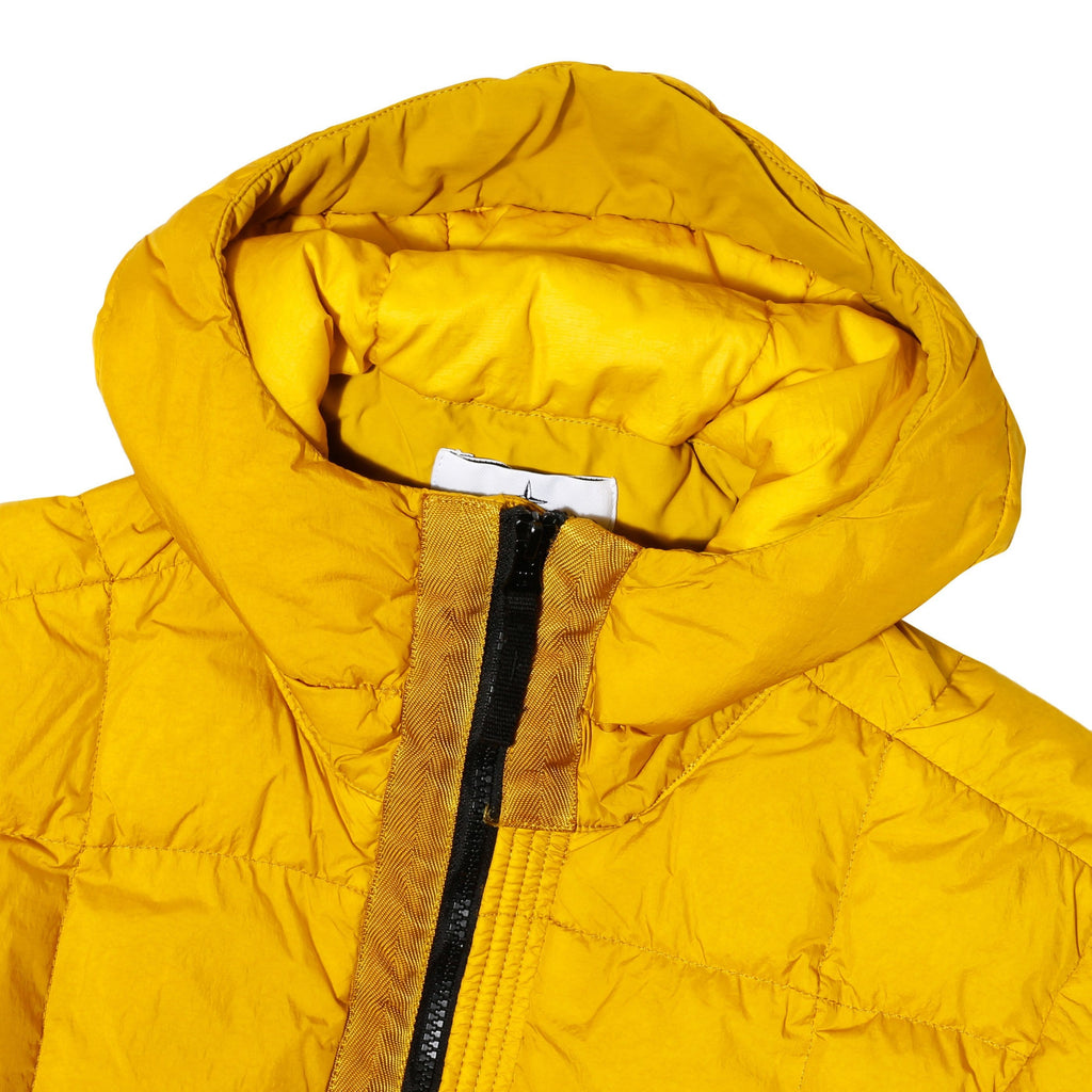 Stone Island REAL DOWN OUTERWEAR 691541223 Mustard