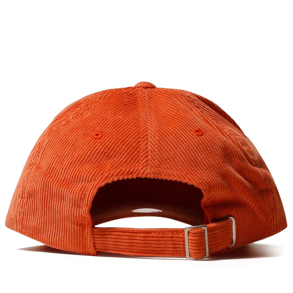 Stussy CORDUROY LOW PRO CAP Orange