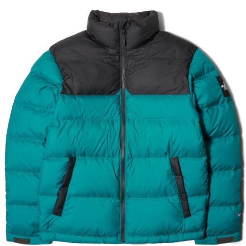 The North Face Black Box Collection M 1992 NUPTSE JACKET Everglade/Asphalt Grey