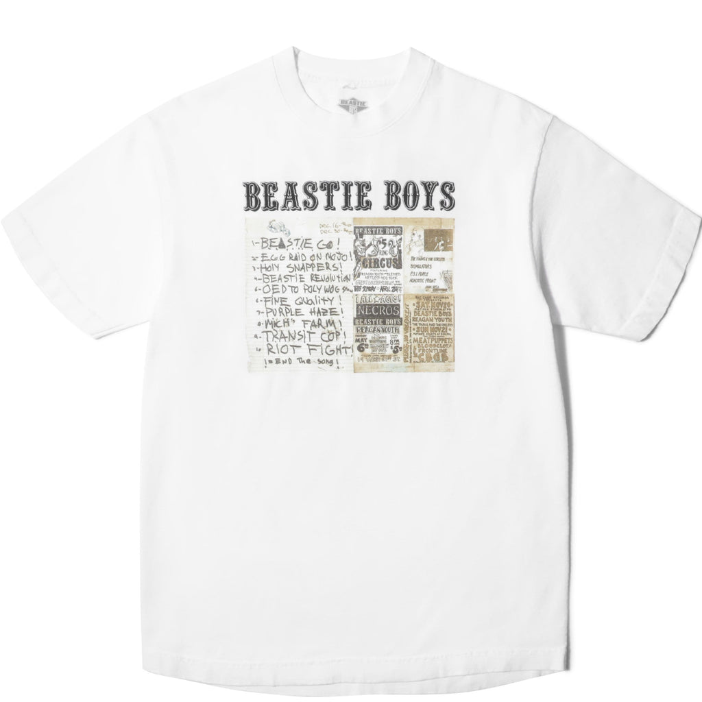 FACT x Beastie Boys PUNK SS White